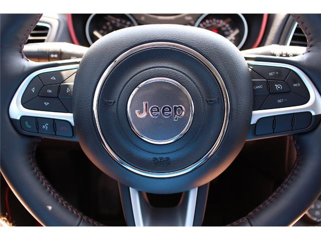 2018 Jeep Compass Trailhawk (Stk: D0111) in Leamington - Image 19 of 29