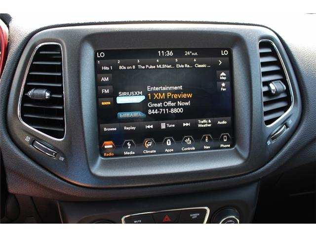 2018 Jeep Compass Trailhawk (Stk: D0111) in Leamington - Image 23 of 29