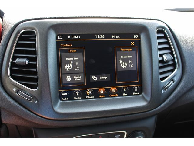 2018 Jeep Compass Trailhawk (Stk: D0111) in Leamington - Image 26 of 29