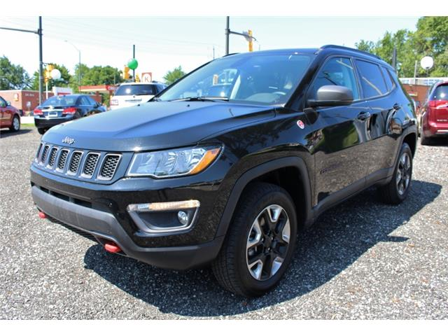 2018 Jeep Compass Trailhawk (Stk: D0111) in Leamington - Image 3 of 29
