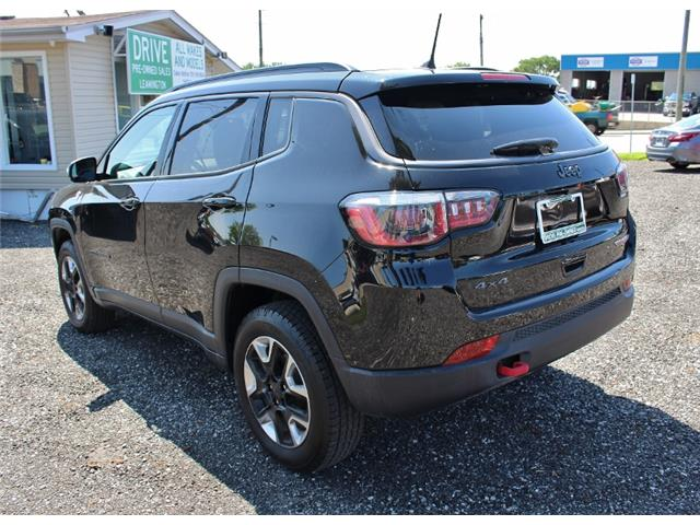 2018 Jeep Compass Trailhawk (Stk: D0111) in Leamington - Image 5 of 29