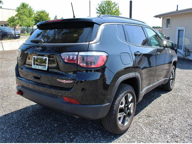2018 Jeep Compass Trailhawk (Stk: D0111) in Leamington - Image 7 of 29