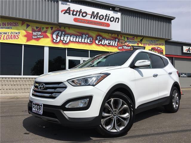2013 Hyundai Santa Fe Sport  (Stk: 19837) in Chatham - Image 1 of 21
