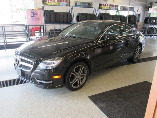 2014 Mercedes-Benz CLS-Class Base (Stk: 206601) in Gloucester - Image 1 of 19