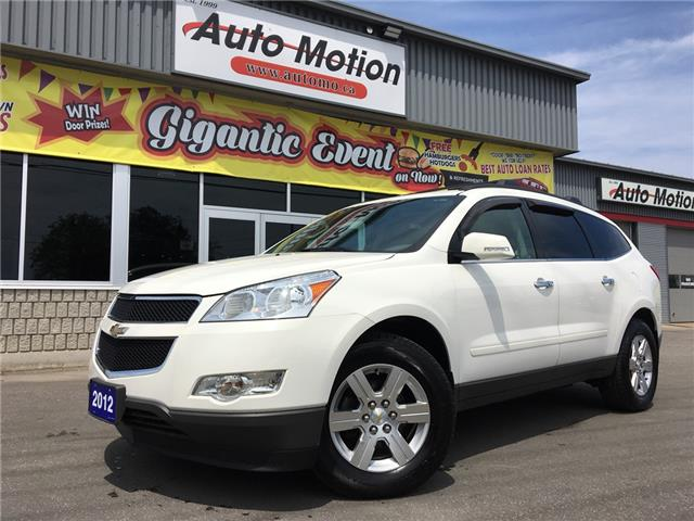 2012 Chevrolet Traverse 2LT (Stk: 19881) in Chatham - Image 1 of 18