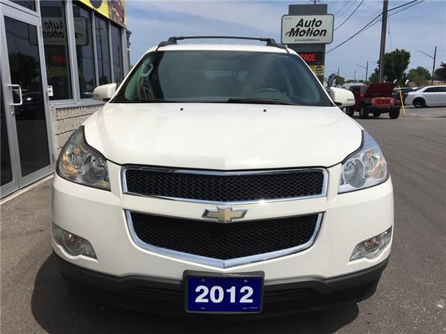 2012 Chevrolet Traverse 2LT (Stk: 19881) in Chatham - Image 5 of 18