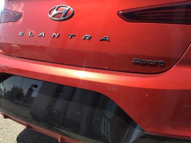 2019 Hyundai Elantra Sport (Stk: H12170) in Peterborough - Image 8 of 9