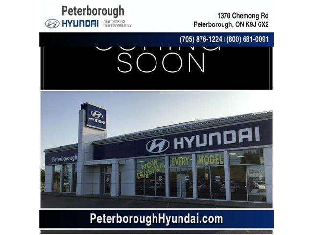 2011 Hyundai Accent L (Stk: H12160A) in Peterborough - Image 1 of 1