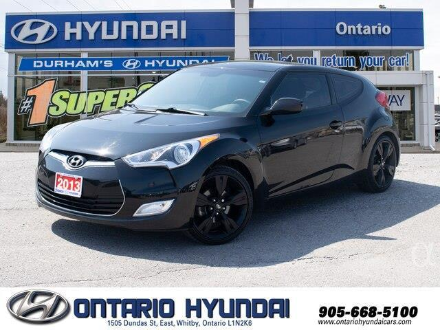 2013 Hyundai Veloster Tech (Stk: 90094K) in Whitby - Image 1 of 19