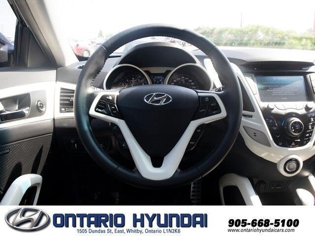 2013 Hyundai Veloster Tech (Stk: 90094K) in Whitby - Image 11 of 19