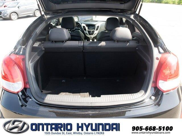 2013 Hyundai Veloster Tech (Stk: 90094K) in Whitby - Image 18 of 19