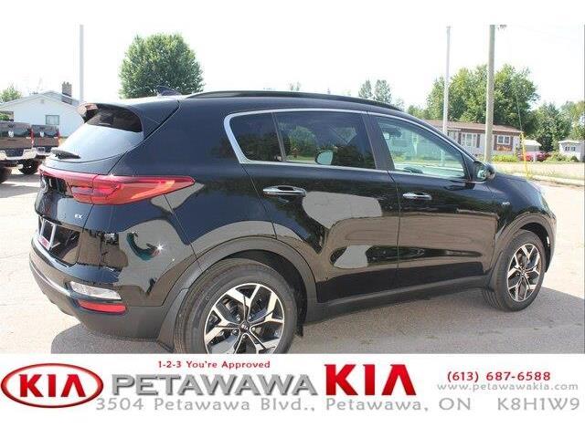 2020 Kia Sportage EX (Stk: 20063) in Petawawa - Image 6 of 17