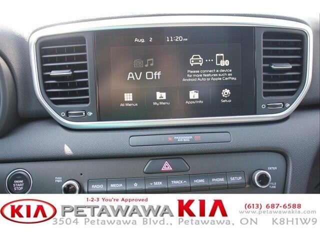 2020 Kia Sportage EX (Stk: 20063) in Petawawa - Image 10 of 17
