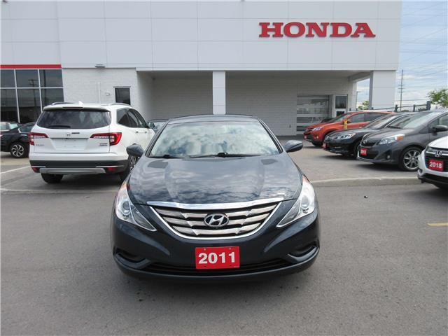 2011 Hyundai Sonata GL (Stk: 27414A) in Ottawa - Image 2 of 12