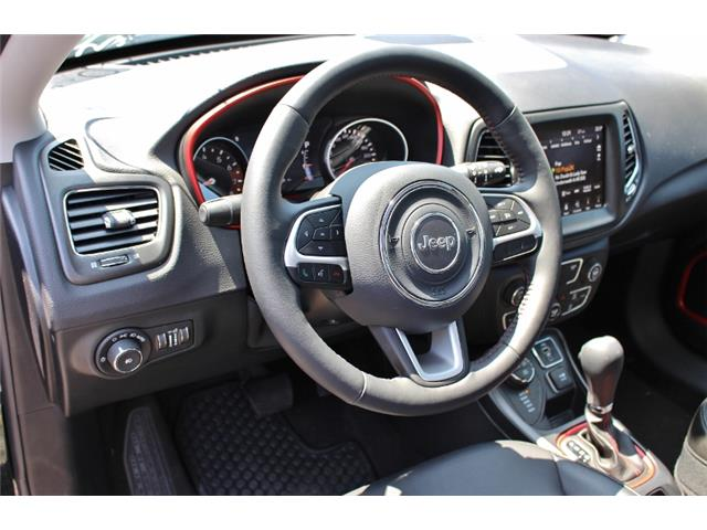 2018 Jeep Compass Trailhawk (Stk: D0114) in Leamington - Image 9 of 30