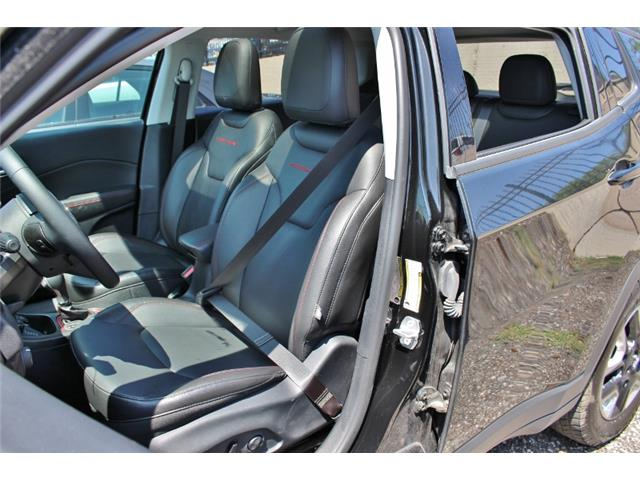 2018 Jeep Compass Trailhawk (Stk: D0114) in Leamington - Image 12 of 30