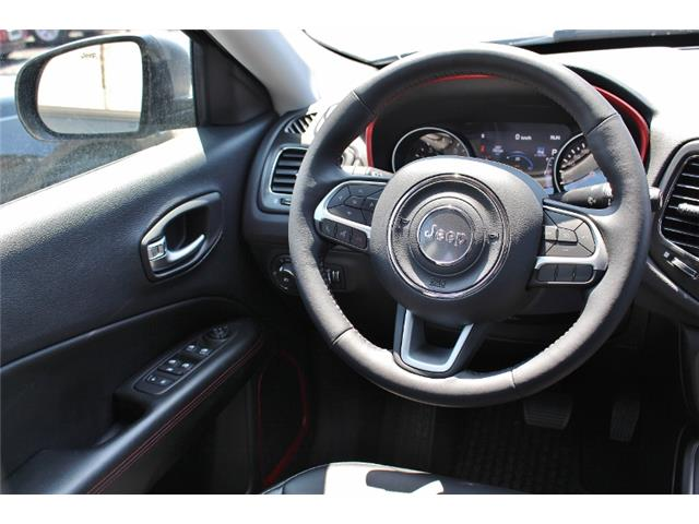 2018 Jeep Compass Trailhawk (Stk: D0114) in Leamington - Image 17 of 30