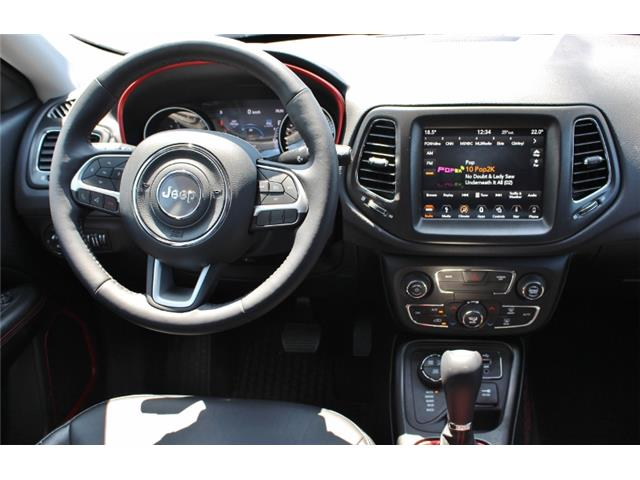 2018 Jeep Compass Trailhawk (Stk: D0114) in Leamington - Image 20 of 30