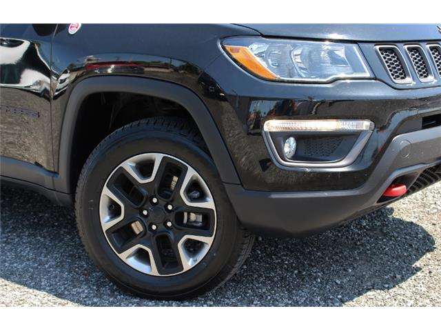 2018 Jeep Compass Trailhawk (Stk: D0114) in Leamington - Image 4 of 30