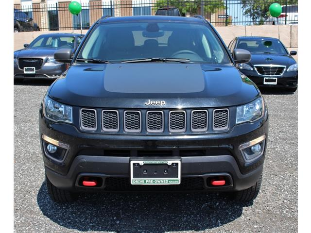 2018 Jeep Compass Trailhawk (Stk: D0114) in Leamington - Image 2 of 30