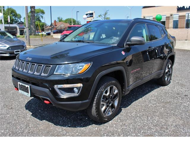 2018 Jeep Compass Trailhawk (Stk: D0114) in Leamington - Image 3 of 30