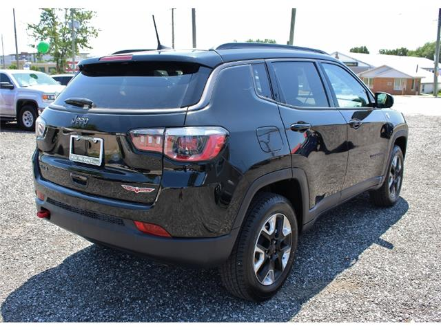 2018 Jeep Compass Trailhawk (Stk: D0114) in Leamington - Image 5 of 30