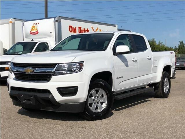2019 Chevrolet Colorado New 2019 Chev. Colorado 4x4 Crew-Cab V-6 Gas! (Stk: PU95974) in Toronto - Image 1 of 20