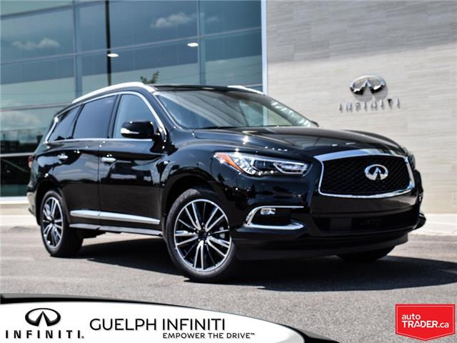 2020 Infiniti QX60  (Stk: I7001) in Guelph - Image 1 of 24