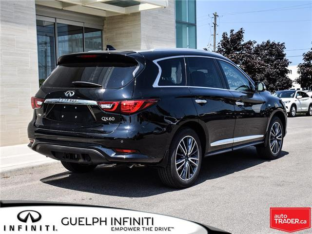2020 Infiniti QX60  (Stk: I7001) in Guelph - Image 4 of 24