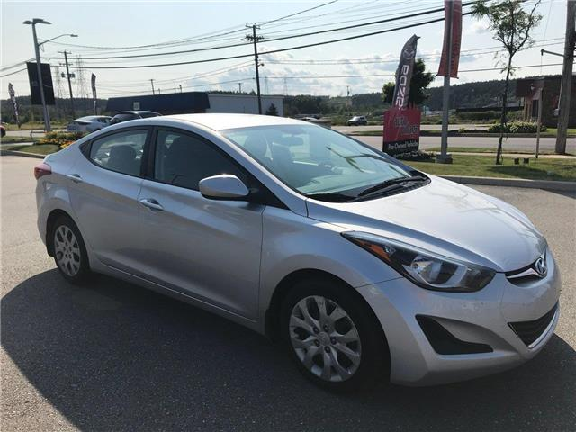 2016 Hyundai Elantra GL (Stk: P717486) in Saint John - Image 4 of 5