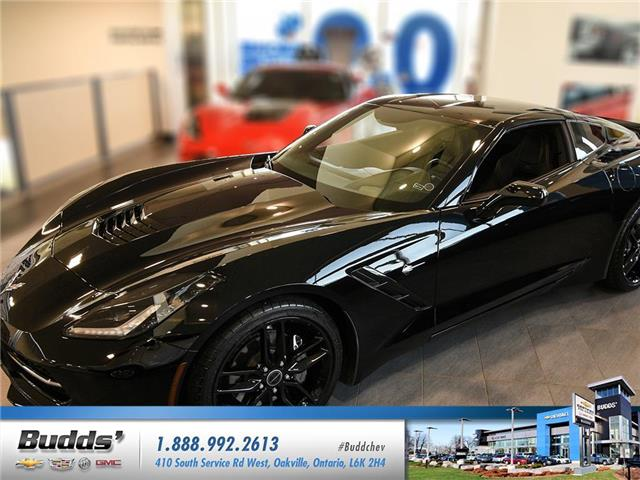 2014 Chevrolet Corvette Stingray Base (Stk: CV9020A) in Oakville - Image 1 of 25