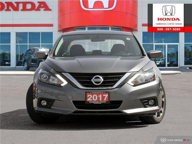 2017 Nissan Altima 2.5 (Stk: 20062A) in Cambridge - Image 2 of 27