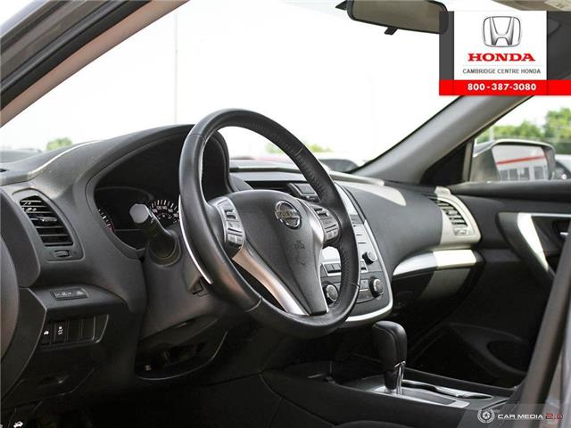2017 Nissan Altima 2.5 (Stk: 20062A) in Cambridge - Image 13 of 27