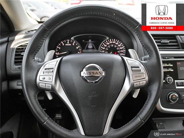 2017 Nissan Altima 2.5 (Stk: 20062A) in Cambridge - Image 14 of 27