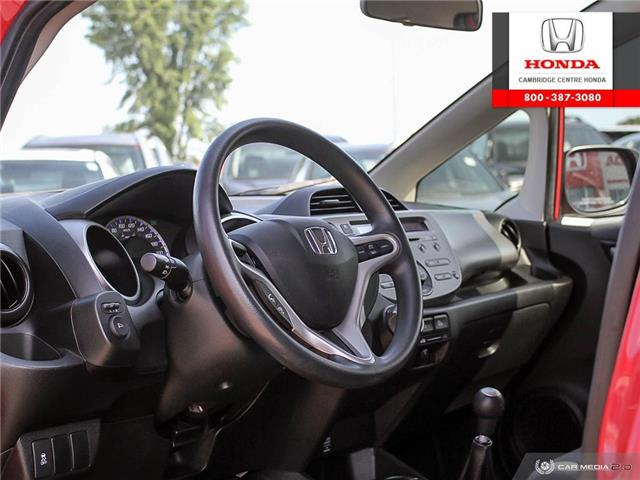 2012 Honda Fit LX (Stk: 19618A) in Cambridge - Image 13 of 27