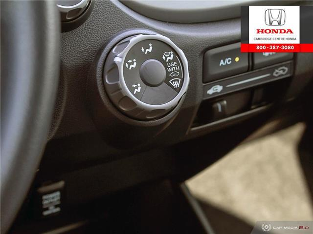 2012 Honda Fit LX (Stk: 19618A) in Cambridge - Image 22 of 27