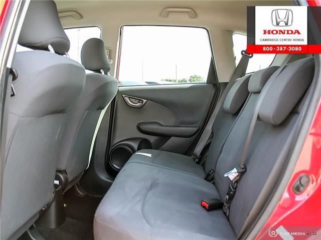 2012 Honda Fit LX (Stk: 19618A) in Cambridge - Image 26 of 27