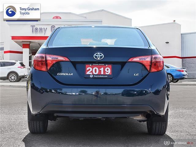 2019 Toyota Corolla LE (Stk: U9143) in Ottawa - Image 5 of 30