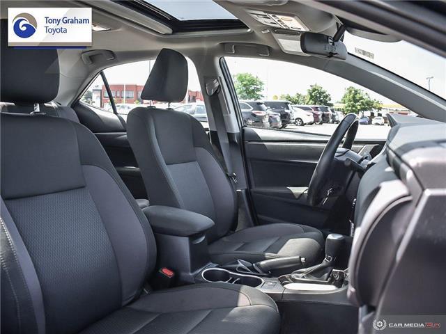 2019 Toyota Corolla LE (Stk: U9143) in Ottawa - Image 25 of 30