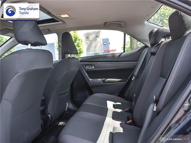 2019 Toyota Corolla LE (Stk: U9143) in Ottawa - Image 26 of 30
