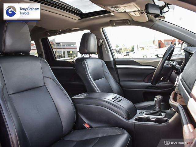 2015 Toyota Highlander XLE (Stk: E7884) in Ottawa - Image 24 of 30
