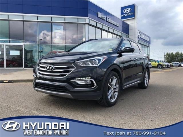 2017 Hyundai Santa Fe Sport  (Stk: P1029) in Edmonton - Image 1 of 30