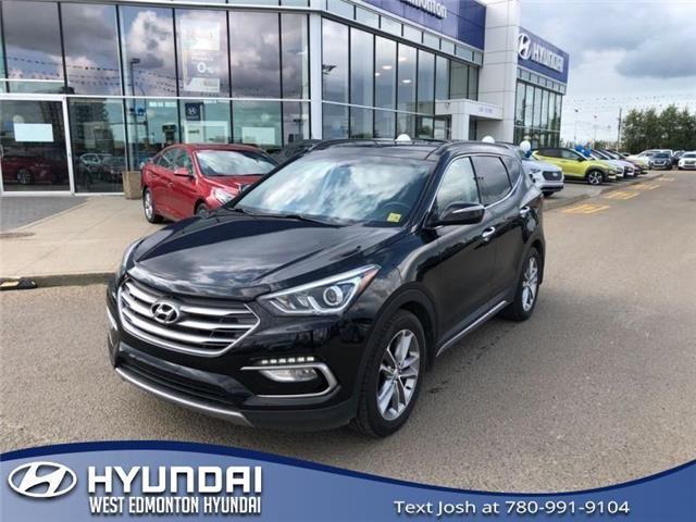 2017 Hyundai Santa Fe Sport  (Stk: P1029) in Edmonton - Image 2 of 30