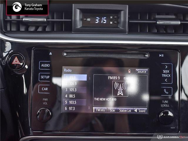2018 Toyota Corolla  (Stk: B2874) in Ottawa - Image 19 of 29