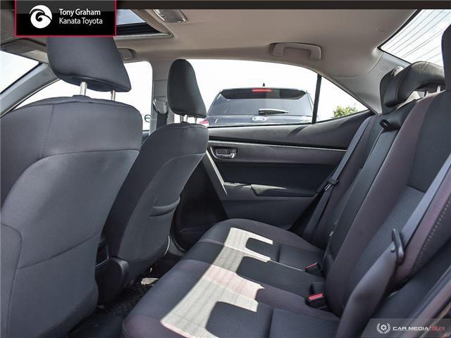 2018 Toyota Corolla  (Stk: B2874) in Ottawa - Image 25 of 29