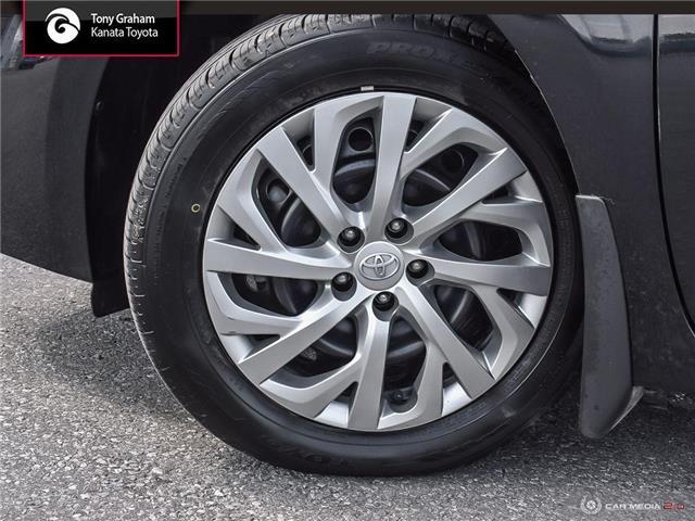 2019 Toyota Corolla LE (Stk: B2876) in Ottawa - Image 6 of 28