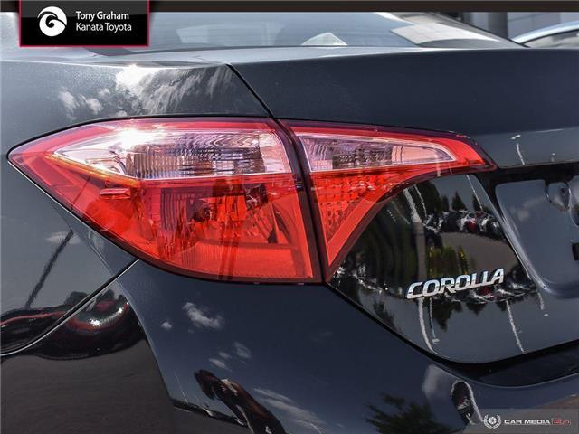 2019 Toyota Corolla LE (Stk: B2876) in Ottawa - Image 12 of 28