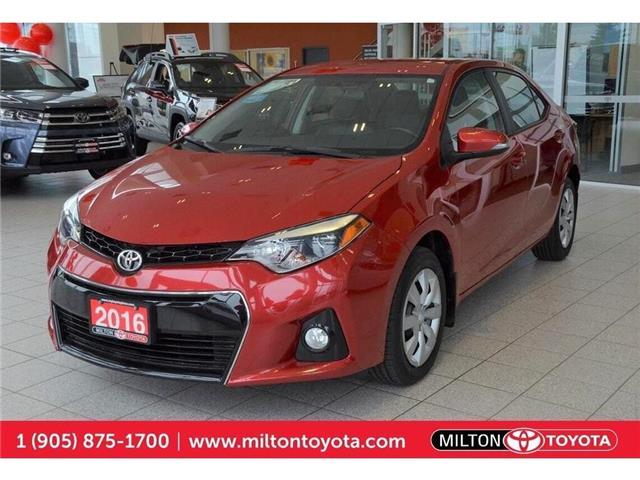 2016 Toyota Corolla  (Stk: 703549) in Milton - Image 1 of 37