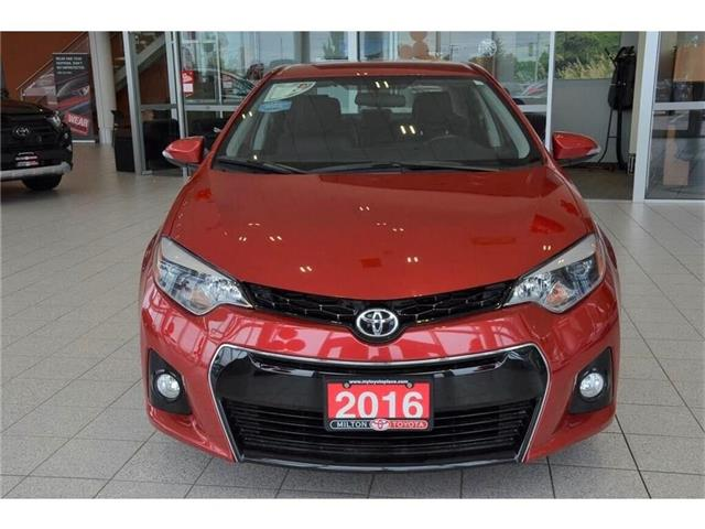 2016 Toyota Corolla  (Stk: 703549) in Milton - Image 2 of 37
