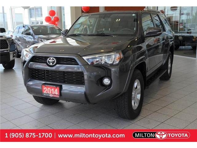 2014 Toyota 4Runner SR5 V6 (Stk: 189165) in Milton - Image 1 of 38